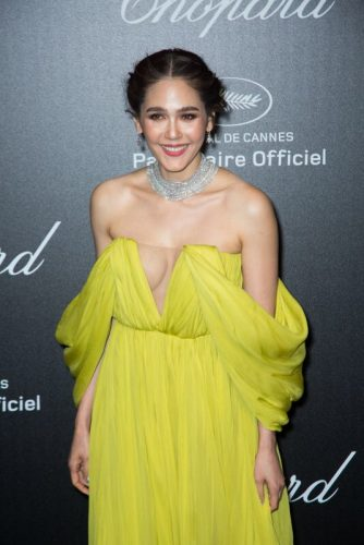 Araya Hargate at Chopard Party Cannes 2019