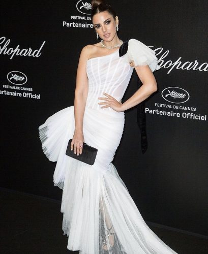 Dorra Barrouk at Chopard Party Cannes 2019