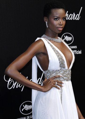 Maria Borges at Chopard Party Cannes 2019
