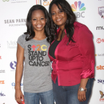 Gabrielle Douglas et sa mère contre le cancer