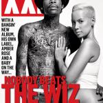 Wiz Khalifa et Amber Rose font la couverture de XXL Magazine