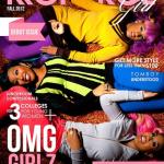 Les filles de OMG posent pour Kontrol Magazine