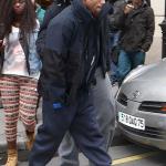 Chris Brown poursuit sa tournée Carpe Diem, il quitte Paris