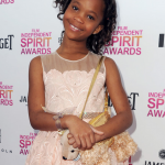 Kerry Washington, Zoe Saldana et la petite Quvenzhané Wallis aux Independant Spirit Awards 201