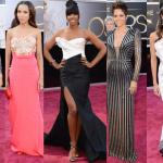 Oscars 2013 – Le Tapis Rouge…