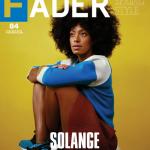 Solange Knowles fait la couverture de FADER Magazine