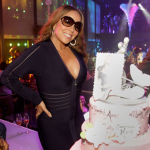 Mariah Carey célébrait ses 43 ans