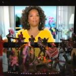 """Oprah Winfrey fait le """"Harlem Shake"""""""