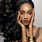 "Jourdan Dunn invitée de ""The Jonathan Ross Show"""