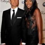 Naomi Campbell et son boyfriend millionnaire se seraient séparés