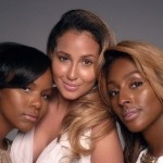 LeToya Luckett, Alexandra Burke et Adrienne Bailon à la une campagne de beauté