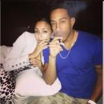 """Ludacris et sa petite amie savourent les bons scores de """"Fast & Furious 6"""""""