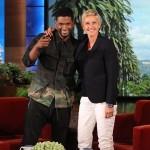 """Usher confirme son retour dans """"The Voice"""" chez """"Ellen"""""""
