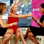"""Fantasia était invitée de """"The Today Show"""""""