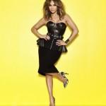 Jennifer Lopez pose pour Cosmopolitain