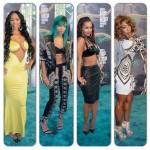 BET Hip Hop Awards 2013 – Le tapis rouge … euh… vert