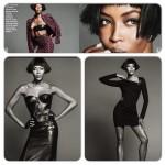 Naomi Campbell contre le racisme dans le monde de la mode