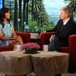 Kerry Washington invitée de Ellen
