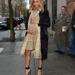 Ciara confirme sa grossesse sur le plateau de The View