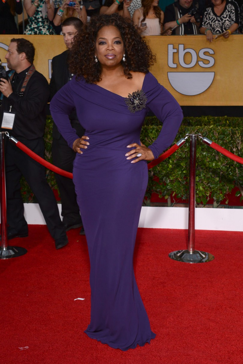 Oprah Winfrey SAG Awards 2014