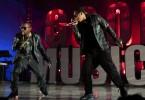 Kanye West et Jay E
