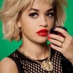 Rita Ora fait la promotion de I Will Never Let You Down