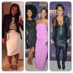 Gabrielle Union, Keke Palmer, Brandy aux BET Upfront 2014