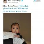Kris Jenner utilise sa petite-fille pour sa promo, reçoit Kanye West dans son show