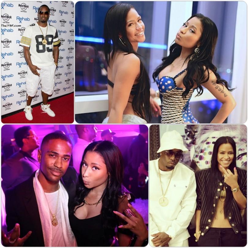 Big-Sean-Nicki-Minaj-Cassie-Diddy