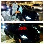 Lala Anthony offre une corvette à son mari Carmelo Anthony