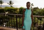 Lupita Nyong'o au Festival du Film de Maui 2014