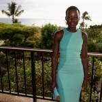 Lupita Nyong'o qui décroche un rôle dans Star Wars, assiste au Festival du Film de Maui