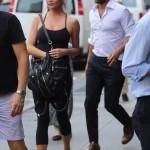 John Legend et sa belle Chrissy Teigen vont déjeuner à NYC