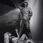 Tyga pose avec Blac Chyna nue pour Flaunt Magazine