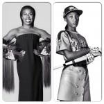 Uzo Aduba et Mo'ne Davis à la une de Harper Bazaar