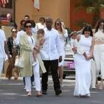 Les Kardashian célèbrent Pâques en famille