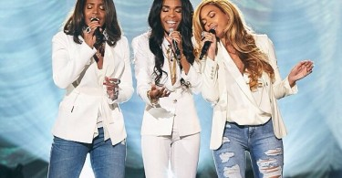 Destiny's Child Stellar Music Gospel Awards 2015