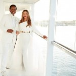 Tina Knowles est de nouveau une femme mariée