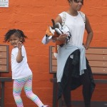 Christina Milian s'amuse avec sa fille Violet et poursuit sa collection We Are Pop Culture