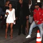 Karrueche Tran harcelée par Chris Brown après une virée nocturne avec ses amis