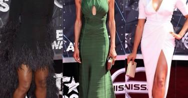 Kelly Rowland, Michelle Williams et LeToya Luckett BET Awards 2015