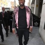 50 Cent s'est envolé pour Londres