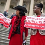 "Porsha Williams et Phaedra au coeur de ""Bring Back Our Girls"""