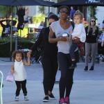 North West suit les traces de maman Kim Kardashian