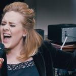 Adele profite de son séjour à NYC avant sa performance pour BBC à Londres