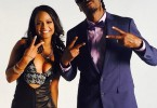 Christina Milian and Snoop Dogg