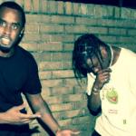 """Diddy dévoile le clip vidéo de """"Workin"""" featuring Travis Scott et Big Sean"""