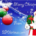 2Hilarious wishes you a Merry Christmas