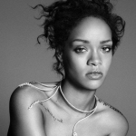Rihanna pays a tribu to her grandfather