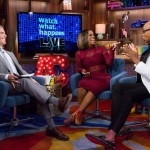 """Real Housewifes of Atlanta Kandi Burruss appeared on""""Watch What Happens Live"""""""